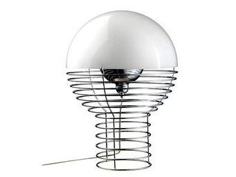 Verpan - lampe de table wire - Lampe À Poser