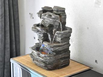 ZEN LIGHT - fontaine d'int�rieur pietra �clairages leds - Fontaine D'int�rieur