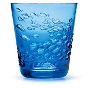 Rotter Glas -  - Verre
