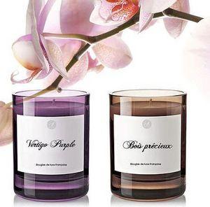 Bougiedeluxe -  - Bougie Parfumée