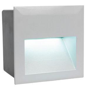 Eglo - zimba - applique d'extérieur led carrée h14cm | a - Applique D'extérieur