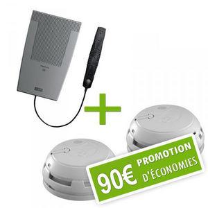 CFP SECURITE - alarme maison - promo transmetteur téléphonique gs - Alarme