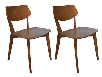 MyCreationDesign - bora noyer - Chaise