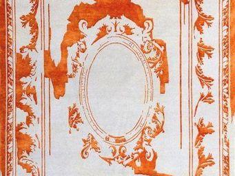 EDITION BOUGAINVILLE - fontenay new age tangerine - Tapis Contemporain