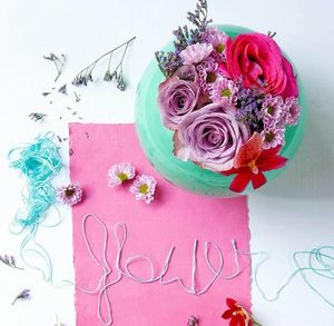 AKSENT COLLECTION -  - Composition Florale