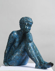 NOUNA -  - Sculpture