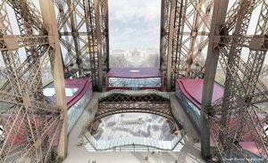 GLASSOLUTIONS France - lite floor - Marche D'ext�rieur