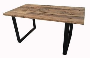 BEAT COLLECTION -  - Table De Repas Rectangulaire