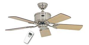 Casafan - ventilateur de plafond dc, eco elements bn, classi - Ventilateur De Plafond