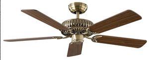 EVT/ Casafan - Ventilatoren Wolfgang Kissling - ventilateur de plafond laiton dc, impérial, à comp - Ventilateur De Plafond