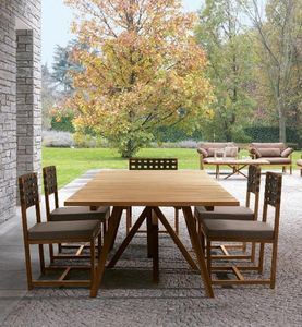 COLICO -  - Table De Jardin