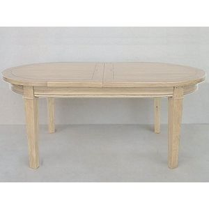 ARTI MEUBLES - table ovale toronto - Table De Repas Ovale