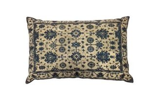 BYROOM - blue print, light - Coussin Rectangulaire