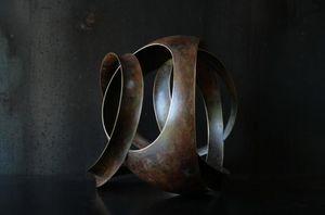 ELIE HIRSCH - duo - Sculpture