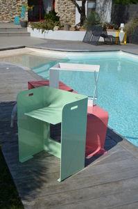 IDFER - steel-craft - Chaise De Jardin