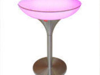 Moree - lounge m 75 led - Table Basse Lumineuse