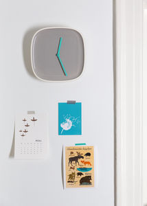TEO - TIMELESS EVERYDAY OBJECTS - ambiante - Horloge Murale