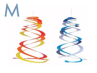 I-TOTAL - spiral spinner - Jeux De Plein Air