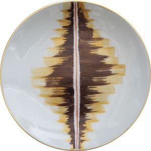 Marie Daage - kaléidoscope - Assiette Plate