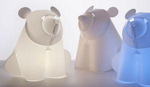 Officina Crea - bear - Lampe À Poser