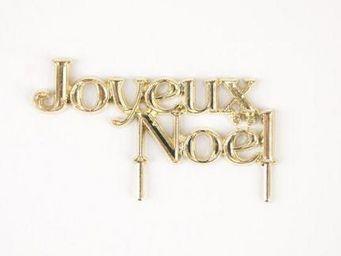 MY LITTLE DAY - joyeux noël - Décoration De Sapin De Noël