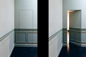 Passage Portes & Poignées -  - Porte Invisible