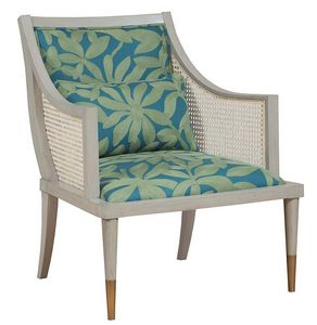 Duralee - conrad exposed frame - Fauteuil