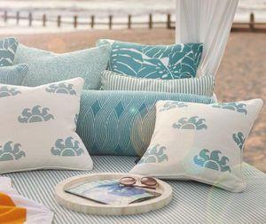 Zinc textile - plage outdoor--... - Tissu D'extérieur