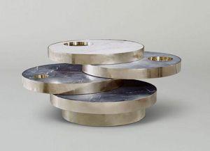 Lapicida -  - Table Basse Ronde