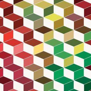 NICOLETTE MAYER COLLECTION - modern - cubism yardage  - Tissu D'ameublement
