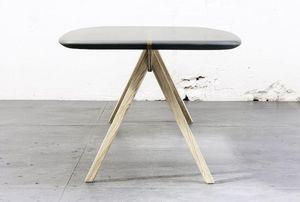 STUDIO JORAN BRIAND ASSOCIÉS - log+ - Table De Repas Rectangulaire