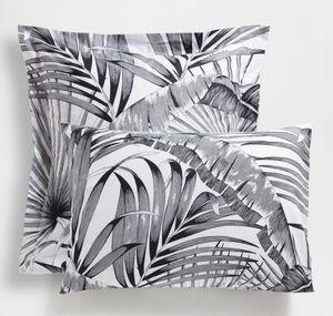 Zara Home - palmiers - Taie D'oreiller