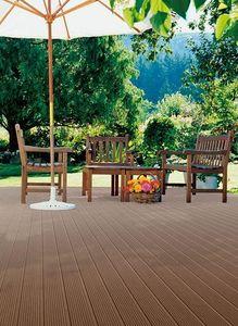 Werzalit - profil medio - Plancher De Terrasse