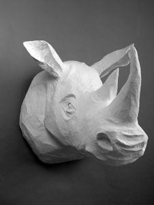 MARIE TALALAEFF - serge - Sculpture Animalière