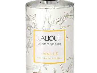 Lalique - room spray 100ml vanille, acapulco - Parfum D'intérieur