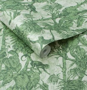 Graham & Brown - palme ubud - Papier Peint