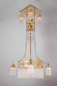 PATINAS - wiener chandelier i. - Lustre