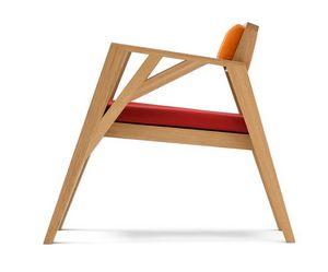 Olivier Dollé - carpenter- - Fauteuil
