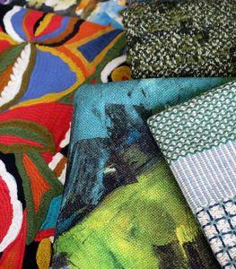 Boussac -  - Tissu Imprimé