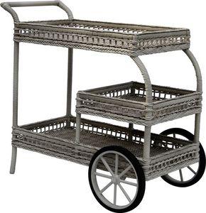 Sika design -  - Table Roulante De Jardin