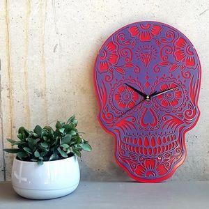EYEFOOD FACTORY -  - Horloge Murale