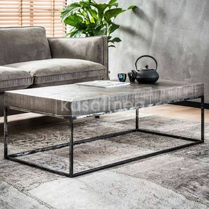 KASALINEA -  - Table Basse Rectangulaire