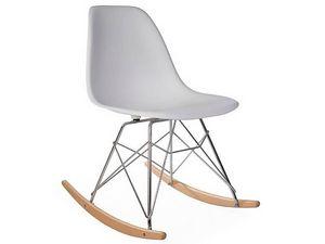 FAMOUS DESIGN -  - Rocking Chair