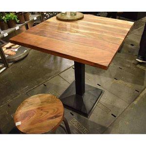 Mathi Design -  - Table De Repas Carrée