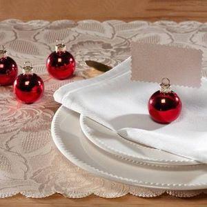Blanche Porte -  - Boule De Noël