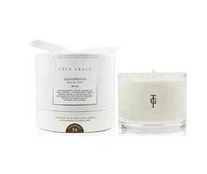 True Grace - cedarwood - Bougie Parfumée