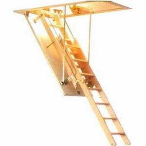 Point P -  - Escalier Escamotable