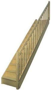 Fritz -  - Escalier Droit