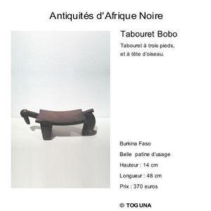 Galerie Toguna -  - Tabouret
