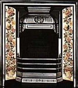 Edwardian Fireplace  The -  - Manteau De Cheminée